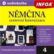 Němčina - cestovní konverzace - Audiokniha MP3