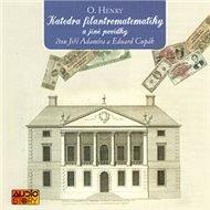 Katedra filantromatematiky a jiné povídky - Audiokniha MP3