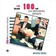 100 Rad pro obchodní zástupce - Audiokniha MP3