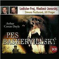Pes baskervillský - Audiokniha MP3