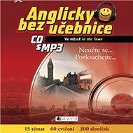 Anglicky bez učebnice - Ve městě - Audiokniha MP3