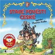 Staré pověsti české - Audiokniha MP3