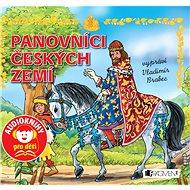Panovníci českých zemí - Audiokniha MP3