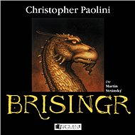 Brisingr - Audiokniha MP3