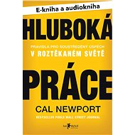 Balíček e-kniha a audiokniha Hluboká práce za výhodnou cenu - Audiokniha MP3
