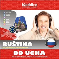 Ruština do ucha - Audiokniha MP3