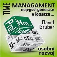 Time Management nejvyšší generace - Audiokniha MP3