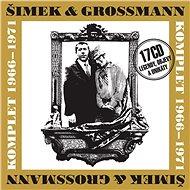 Šimek & Grossmann. Komplet 1966 - 1971 - Audiokniha MP3