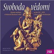 Meditační promluvy 10 - Svoboda vědomí - Audiokniha MP3