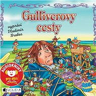 Gulliverovy cesty - Audiokniha MP3