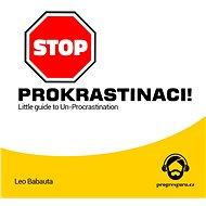 Stop prokrastinaci - Audiokniha MP3