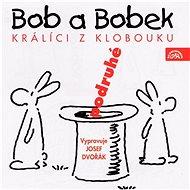 Audiokniha MP3 Bob a Bobek, králíci z klobouku, podruhé / Šebánek - Pacovský - Jiránek - Audiokniha MP3