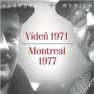 Vídeň 1971 - Montreal 1977 - Jan Werich, Jiří Voskovec