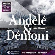 Andělé a démoni - Audiokniha MP3