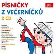 Písničky z večerníčků - Audiokniha MP3
