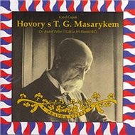Hovory s T. G. Masarykem - Audiokniha MP3