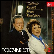 Vladimír Dvořák a Jiřina Bohdalová v Televarieté /2/ - Audiokniha MP3