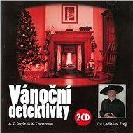 Vánoční detektivky - Audiokniha MP3