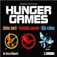 Hunger Games - Aréna smrti, Vražedná pomsta, Síla vzdoru - Audiokniha MP3