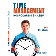 Time management - Audiokniha MP3