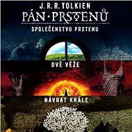 Trilogie Pán prstenů za výhodnou cenu - Audiokniha MP3