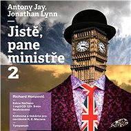 Jistě, pane ministře I + II za výhodnou cenu - Audiokniha MP3