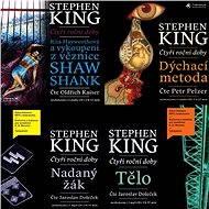 Stephen King za výhodnou cenu - Audiokniha MP3