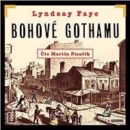 Bohové Gothamu - Audiokniha MP3