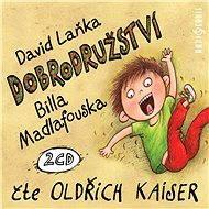 Dobrodružství Billa Madlafouska - Audiokniha MP3