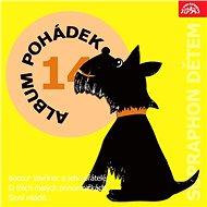"""Album pohádek """"Supraphon dětem"""" 14. (Kocour Vavřinec a jeho přátelé, O třech malých princezničkách,  - Audiokniha MP3"""