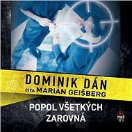 Popol všetkých zarovná - Denník dobrého detektíva 1. (SK) - Audiokniha MP3