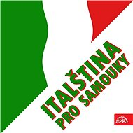 Italština pro samouky /Janešová - Audiokniha MP3
