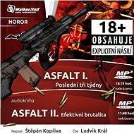 Fantasy horor Asfalt I + II za výhodnou cenu