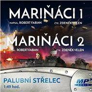 Marináci I + II + Palubní střelec za výhodnou cenu - Audiokniha MP3