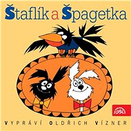 Štaflík a Špagetka - Audiokniha MP3