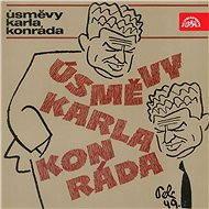 Úsměvy Karla Konráda - Audiokniha MP3