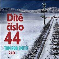 Dítě číslo 44 - Audiokniha MP3