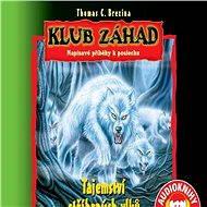 Tajemství stříbrných vlků - Audiokniha MP3