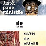 Balíček humorných audioknih za výhodnou cenu - Audiokniha MP3
