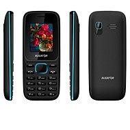 Aligator D200 Dual SIM černo-modrý - Mobilní telefon