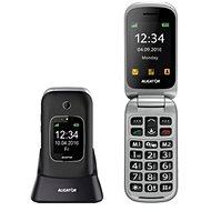 Aligator V650 černo-stříbrný - Mobilní telefon