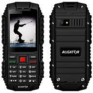 Aligator R12 eXtremo černý - Mobilní telefon