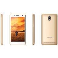 Aligator S5065 Duo zlatý - Mobilní telefon