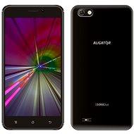 Aligator S5066 Duo černá - Mobilní telefon