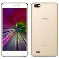 Aligator S5066 Duo zlatá - Mobilní telefon