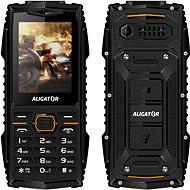 Aligator R15 eXtremo černá - Mobilní telefon