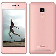 Aligator S4080 Duo růžový - Mobilní telefon
