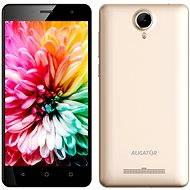 Aligator S5062 Duo zlatý - Mobilní telefon