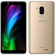 Aligator S6000 Duo zlatá - Mobilní telefon