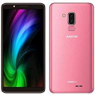 Aligator S6000 Duo růžová - Mobilní telefon